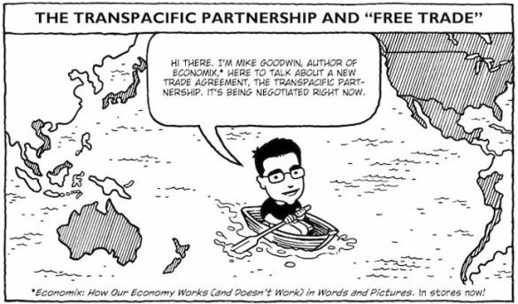 economix - Transpacific partnership