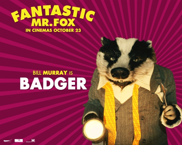 Mr. Badger