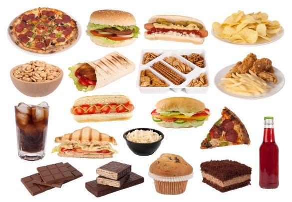 Junk food is baaad for you